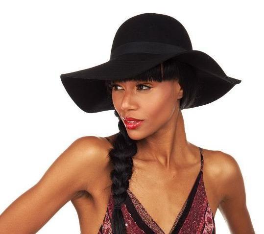 Фетровий капелюх - модний і універсальний аксесуар. З чим поєднується фетровий капелюх?