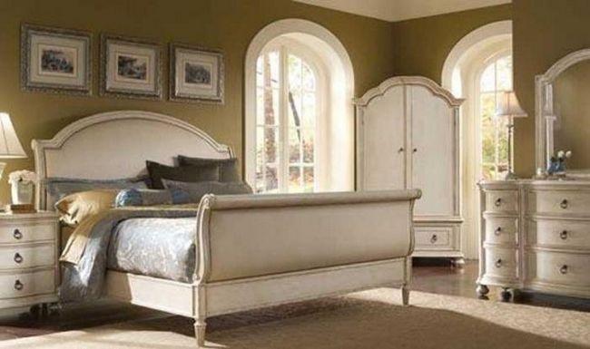 Спальні в стилі прованс - ніжність і краса