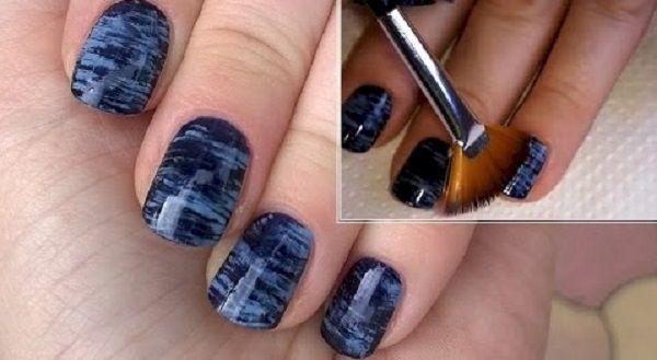 домашній манікюр малюнки на нігтях