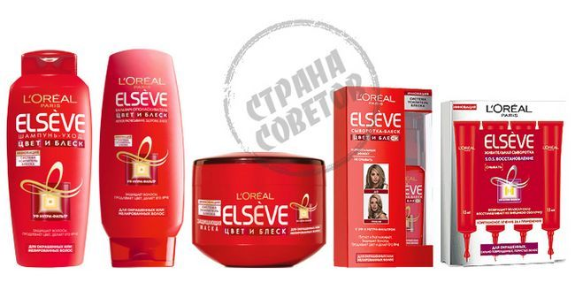 L`Oreal Color Vive