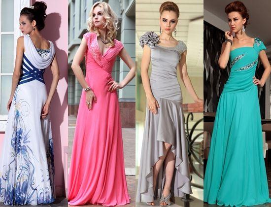 Модні новорічні сукні 2014 року, фото нарядів