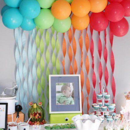 Як прикрасити дитячу кімнату в день народження?