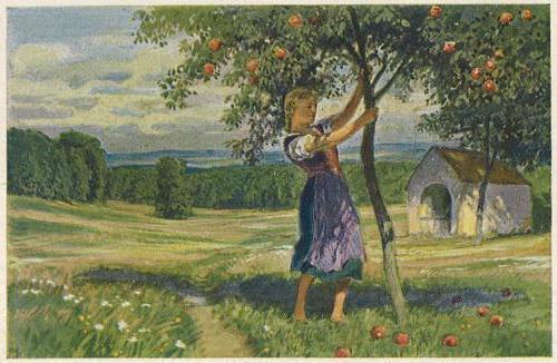 народна казка бабуся метелиця