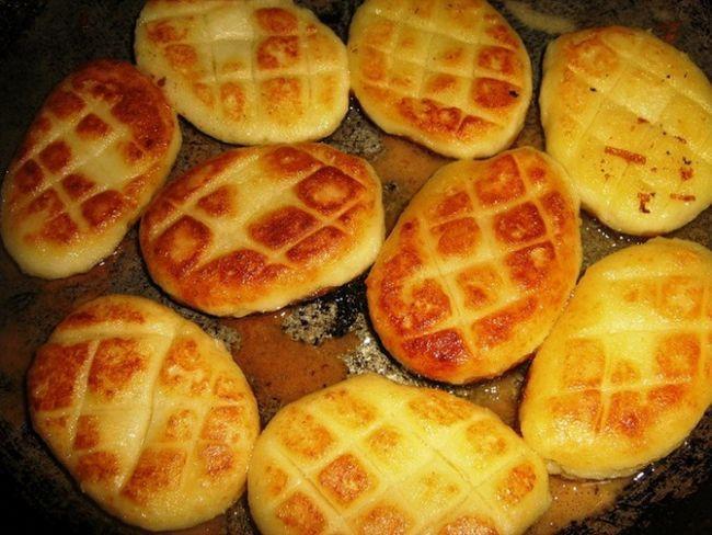 Картопляні коржі - відмінний сніданок