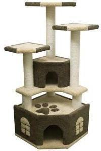 будиночки когтеточки для кішок недорого