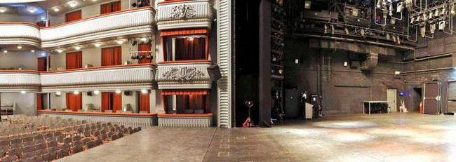 Що таке державний театр націй? Державний театр націй, москва