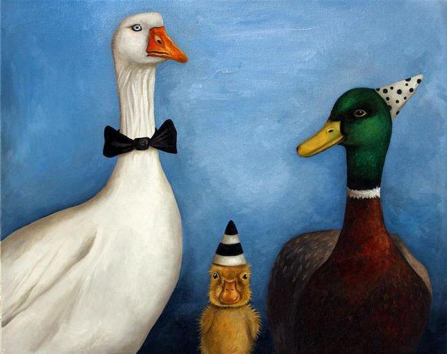 Що смачніше - гусак або качка. Чим відрізняється гусак від качки, в чому різниця