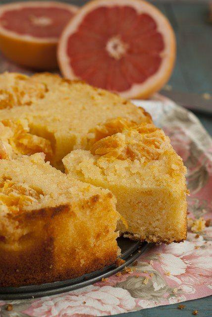 цитрусовий пиріг