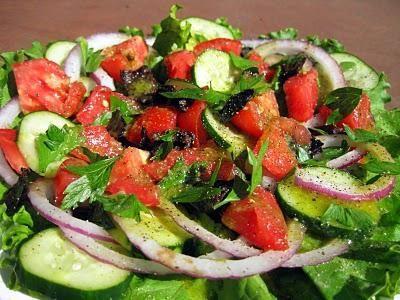 Делікатесна закуска - салат