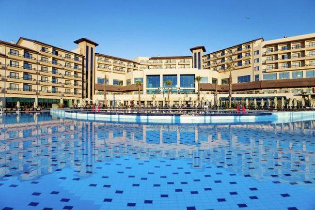 Euphoria aegean resort & spa 5 * (туреччина / ізмір) - фото, ціни та відгуки туристів з росії