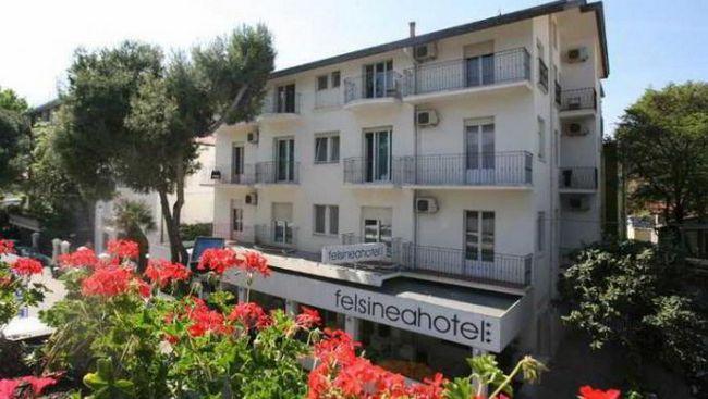 Felsinea 3 * (ріміні): бюджетний відпочинок в італії