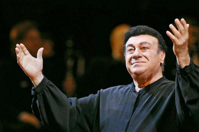 Грузинські співаки: оперні, естрадні