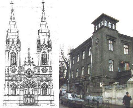 Храм успіння діви марії (нижній новгород). Католицька церква в росії