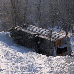 до чого сниться аварія автобуса