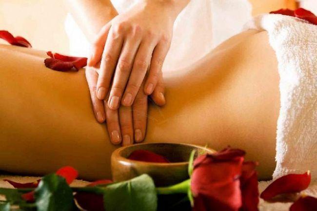 Як роблять моделюючий масаж тіла