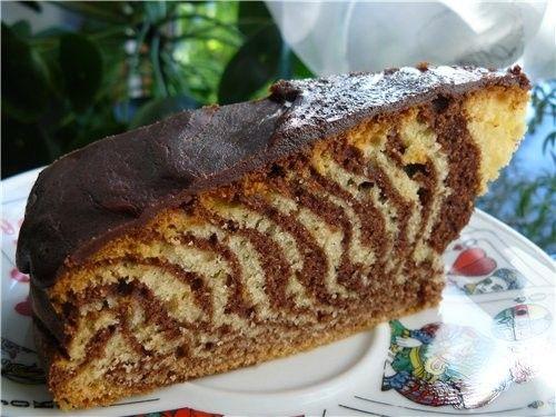 Як спекти торт