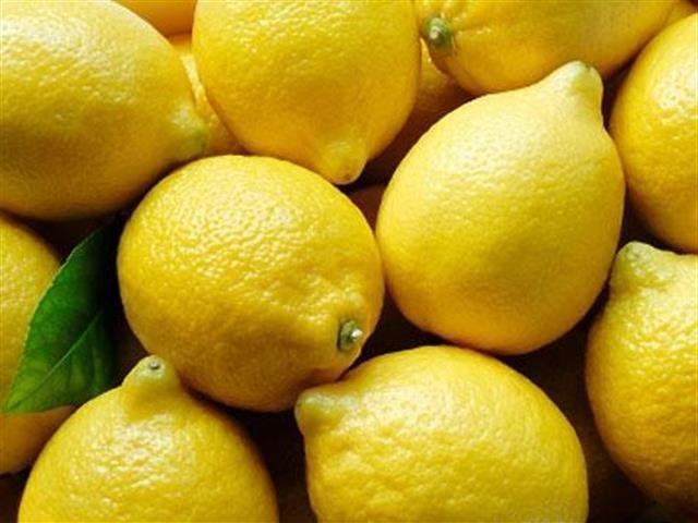 Як лимон замінити лимонною кислотою