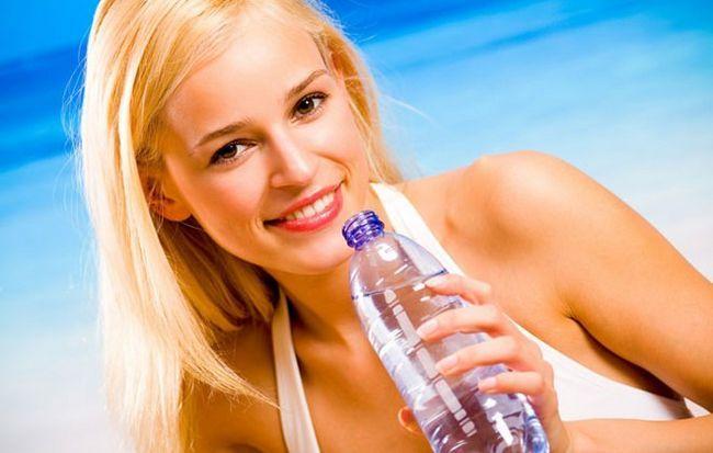 Як можна схуднути, якщо пити воду