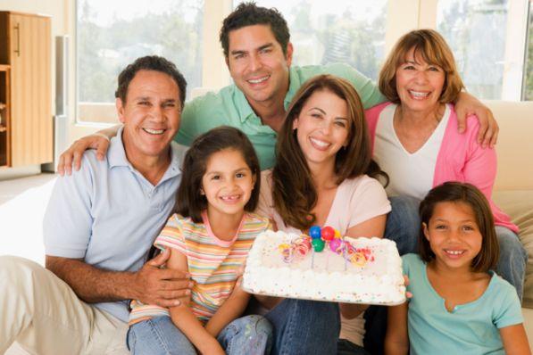 Як відсвяткувати день народження мами