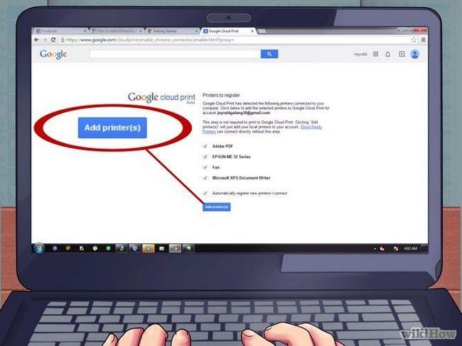 Зображення з назвою Add a Printer to Google Chromebook Step 8