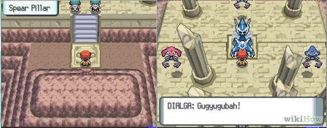 Як спіймати легендарних покемонів в pokemon diamond або pokemon pearl