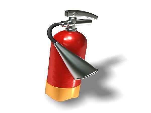 Як користуватися вогнегасником