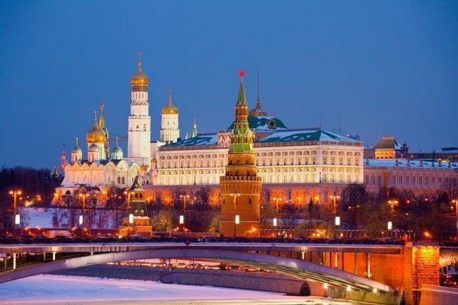 Як потрапити в кремль в москві