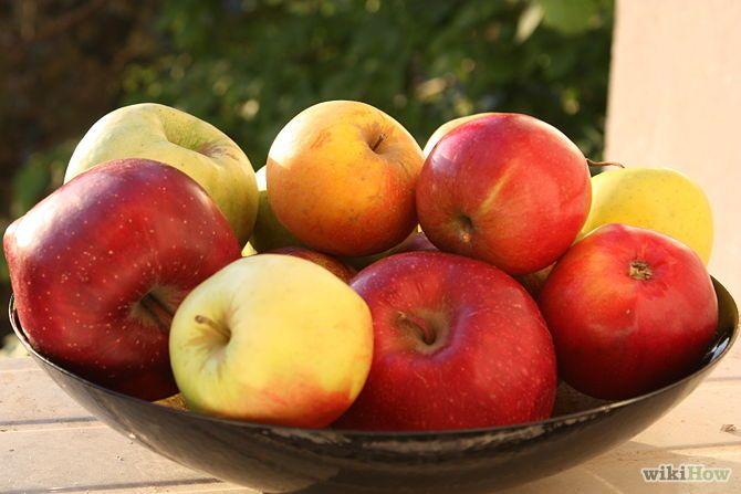 Як приготувати яблука