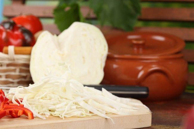 Як приготувати капустяний пиріг