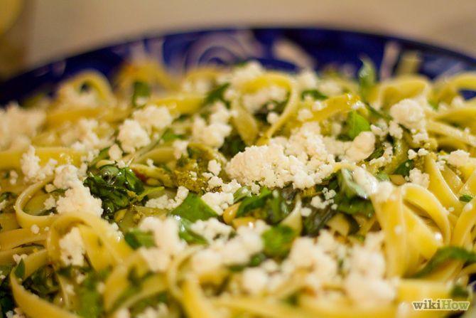 Зображення з назвою Make Basil Pesto Pasta Intro