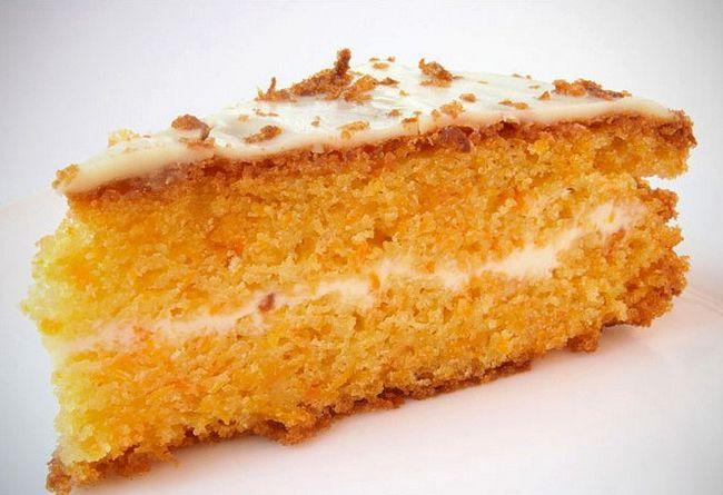 Як приготувати пиріг з морквини