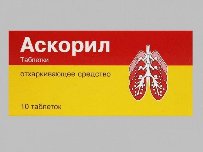 препарат Аскор