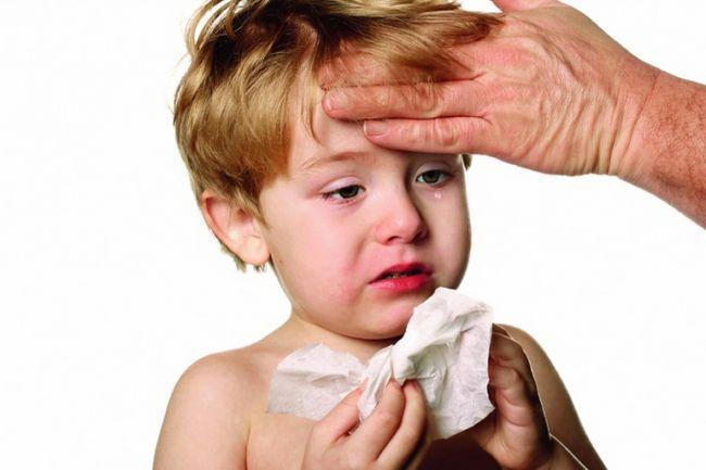 Як прогріти дитину