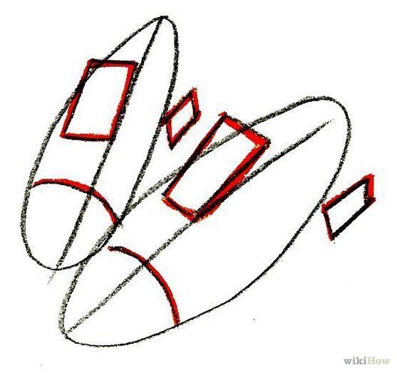 Зображення з назвою Draw Shoes Step 3