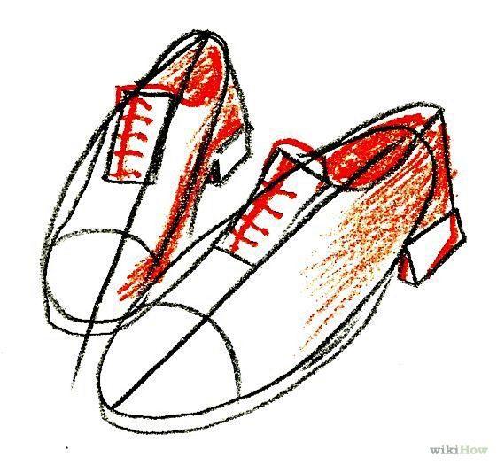 Зображення з назвою Draw Shoes Step 5