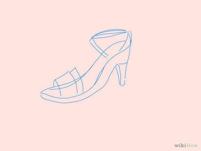Зображення з назвою Draw Shoes Step 4