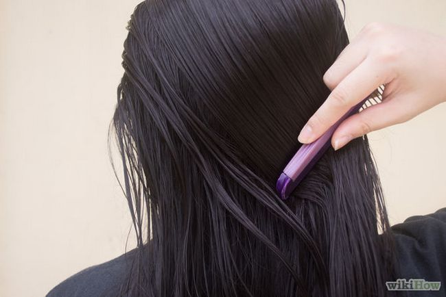 Як зробити кучеряве волосся за допомогою кісок