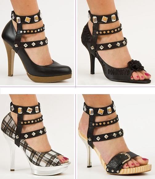 Як зробити прикраса на туфлі