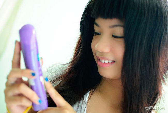 Як зробити волосся гладкими і шовковистим