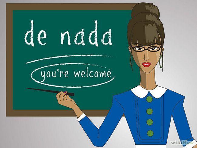 Зображення з назвою Say You`re Welcome in Spanish Step 1