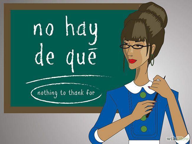 Зображення з назвою Say You`re Welcome in Spanish Step 9