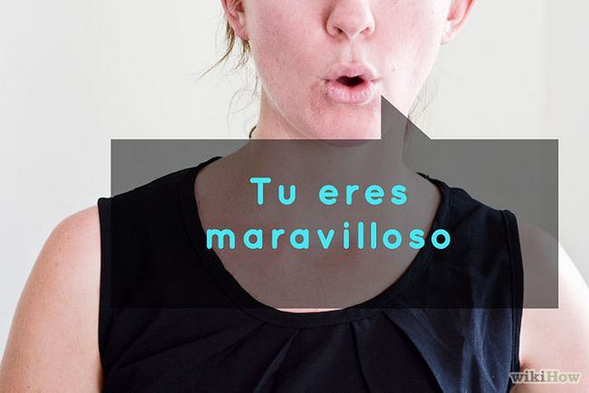Зображення з назвою Say You Are Wonderful in Spanish Step 5