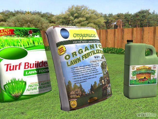 Зображення з назвою Fertilize a Lawn Step 4