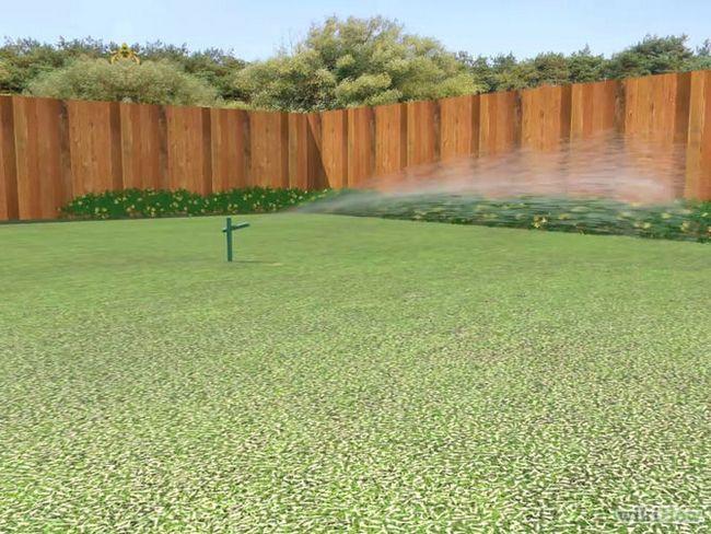Зображення з назвою Fertilize a Lawn Step 9