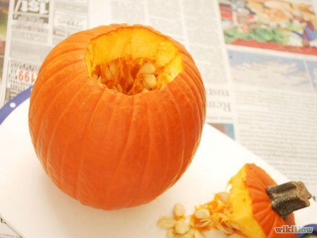 Зображення з назвою Dry Pumpkin Seeds Step 1