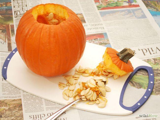 Зображення з назвою Dry Pumpkin Seeds Step 2