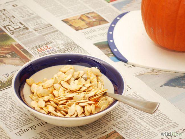 Зображення з назвою Dry Pumpkin Seeds Step 3