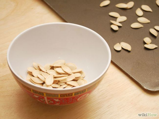 Зображення з назвою Dry Pumpkin Seeds Step 9