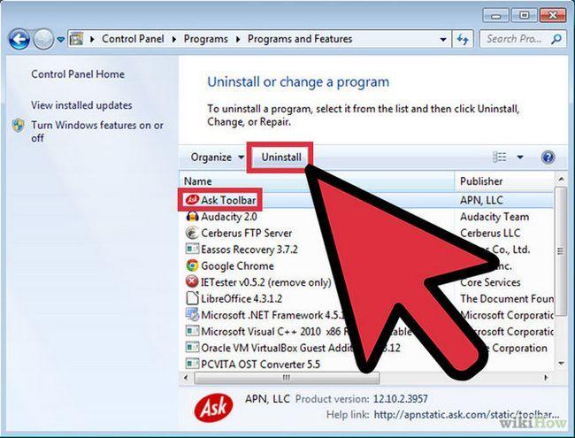 Зображення з назвою Remove Ask Toolbar from Chrome Step 17