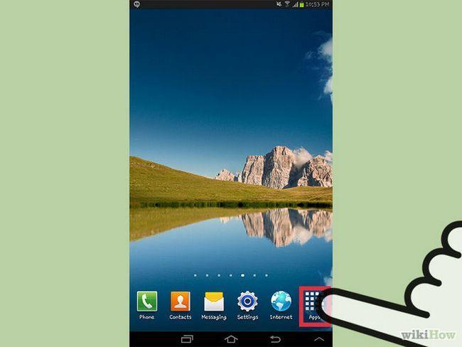 Зображення з назвою Install Apps on a Samsung Galaxy Step 1